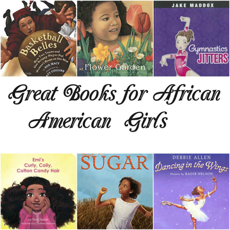 books for african american girls