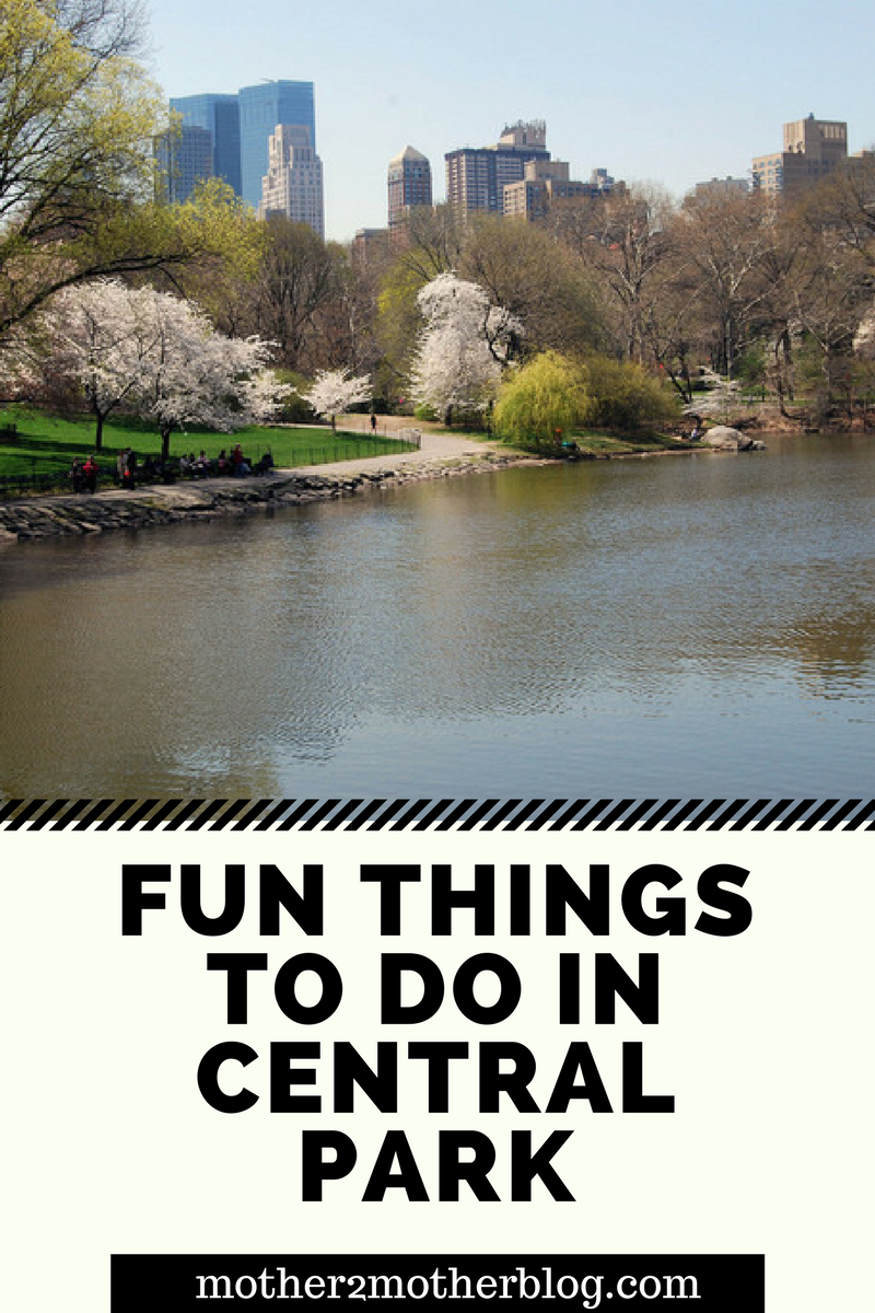 Travel tips archives mother2motherblog for Things to do at central park