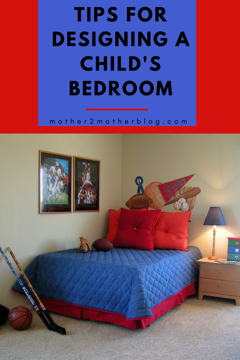 designing a child's bedroom