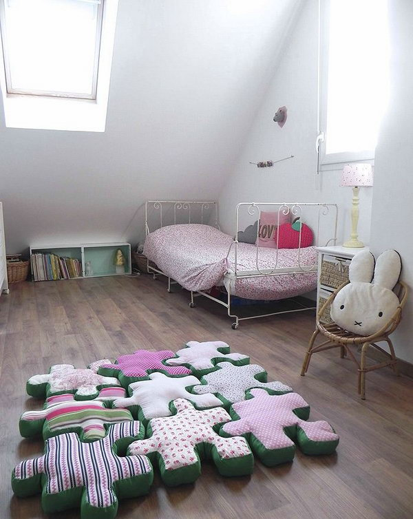 kid's bedroom decorating ideas
