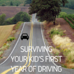 surviving your kid's first year of driving