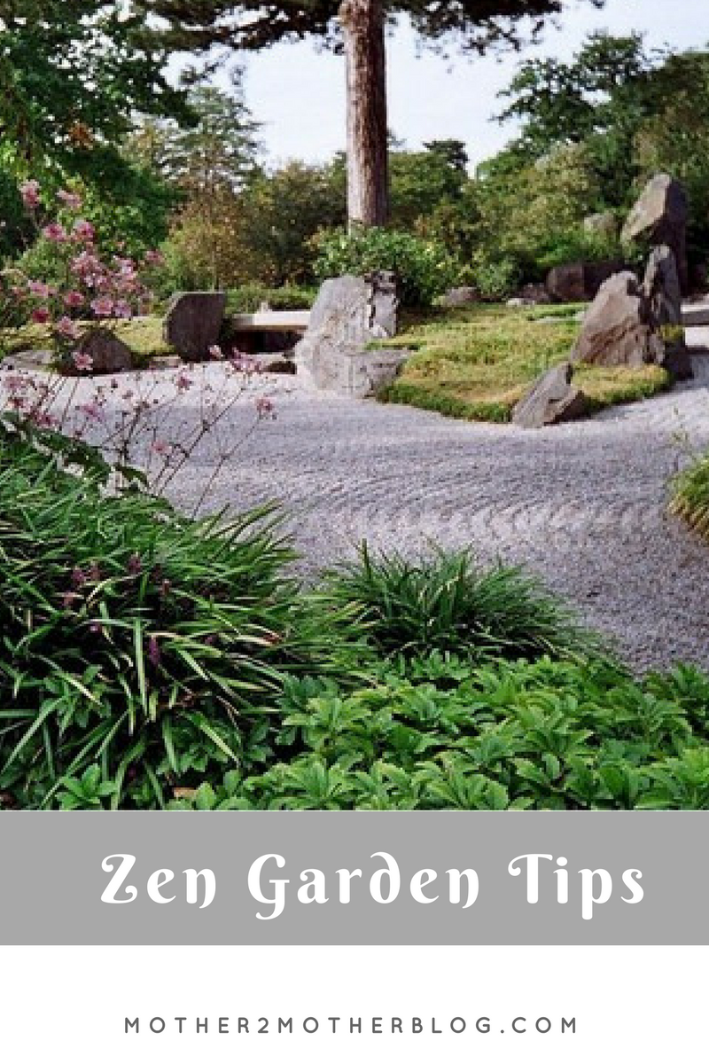 zen garden tips