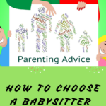 how to choose a babysitter
