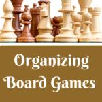 organizing board games