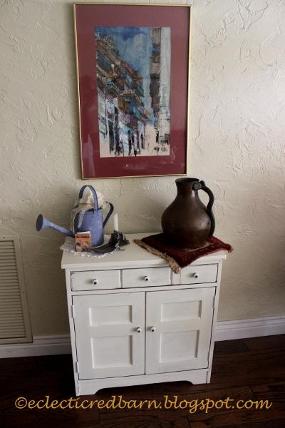 DIY cabinet makeover