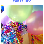 kid's backyard party ideas