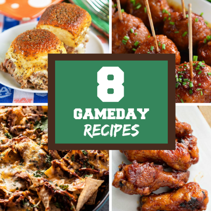 gameday recipes
