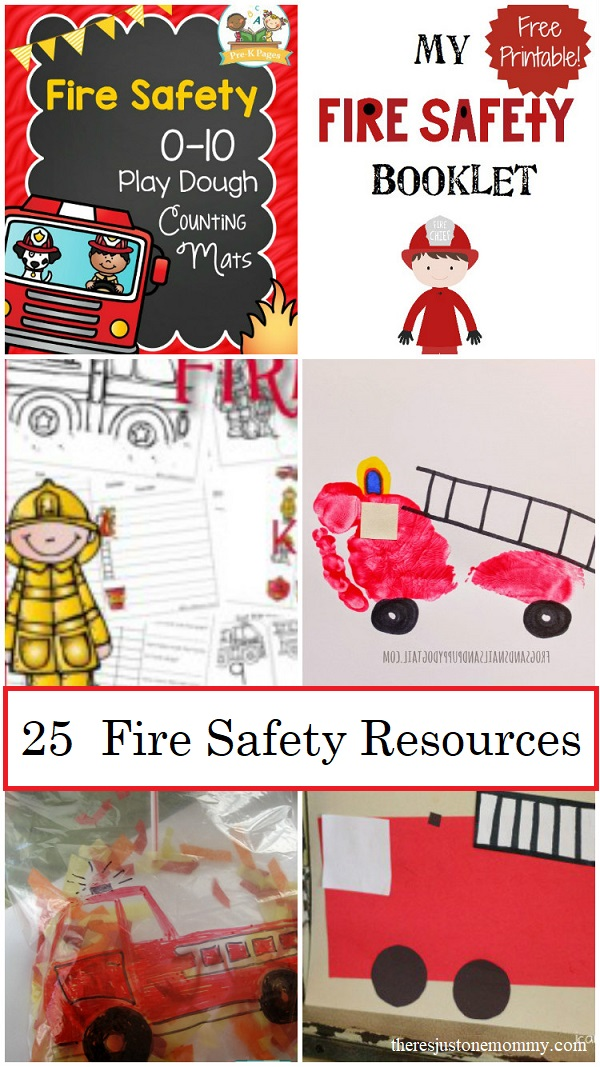 fire Activities for kids