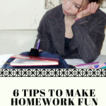 Homework Tips for Children