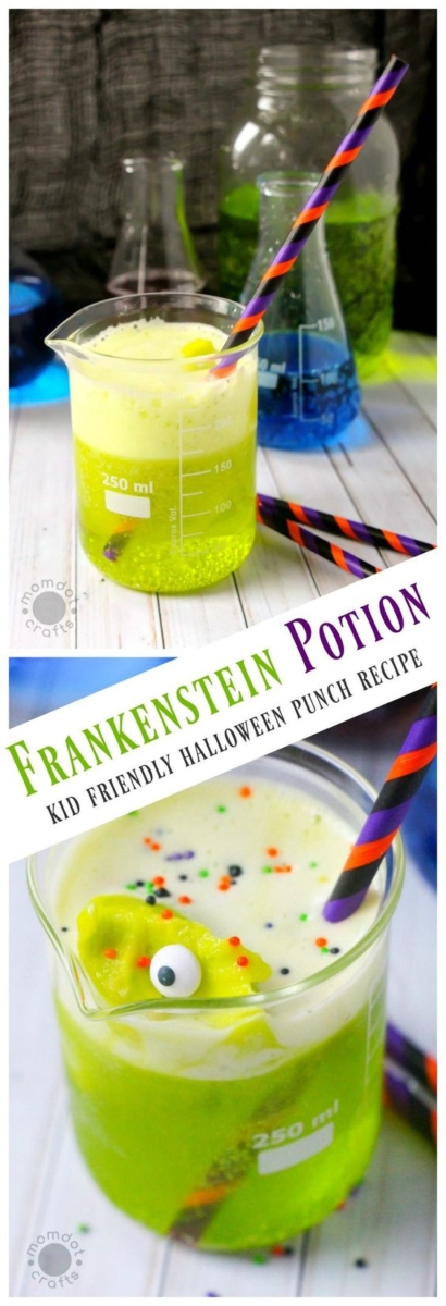 Halloween drink ideas