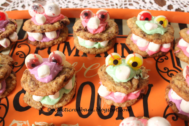 Halloween Cookie Ideas