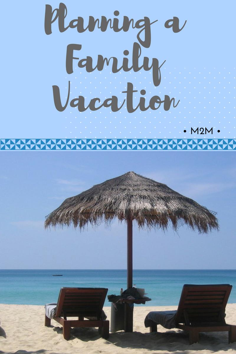 family vacation tips