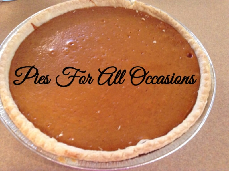 Thanksgiving Pie Ideas