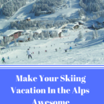skiing tips in the Alps