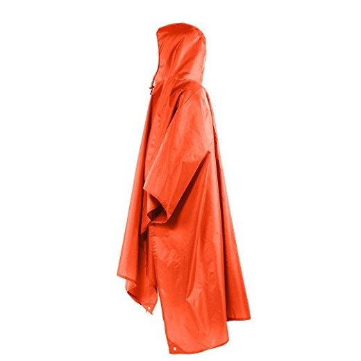 outdoor poncho review