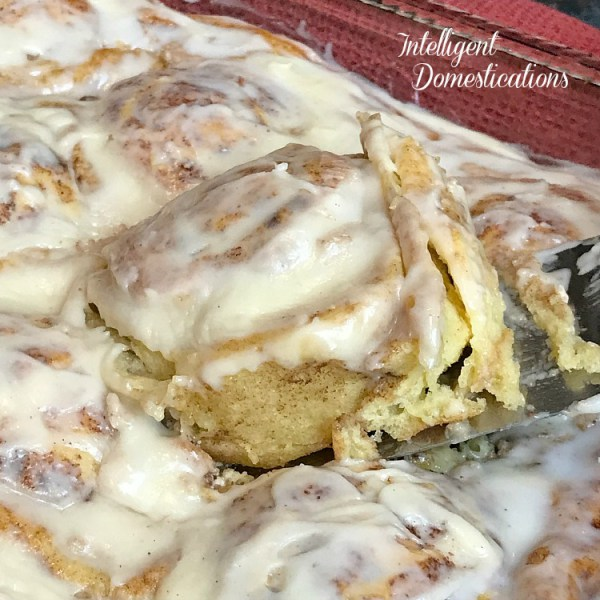 cinnamon roll recipes
