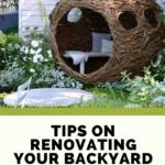 renovating your backyard