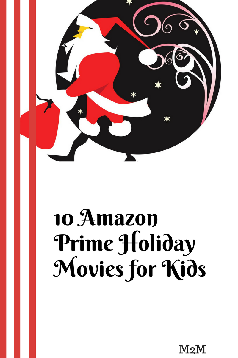 Amazon Prime Holiday Movies
