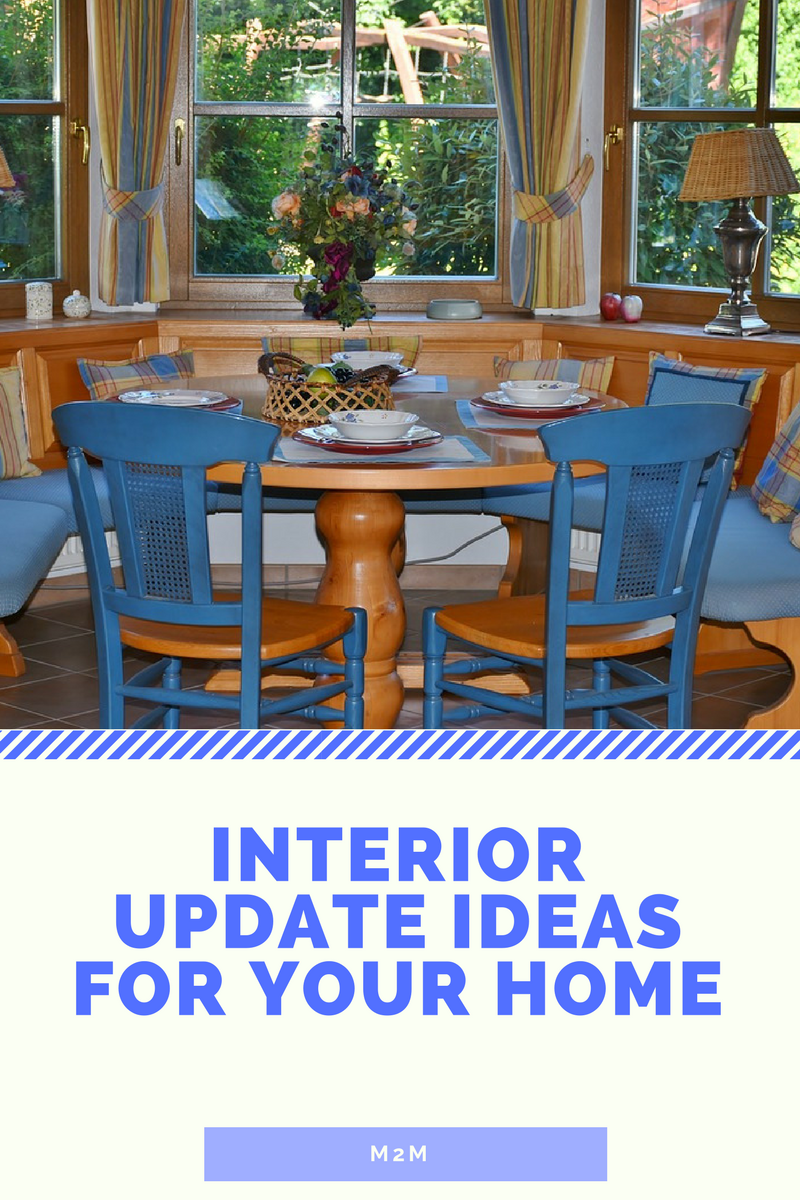 Interior Update Ideas