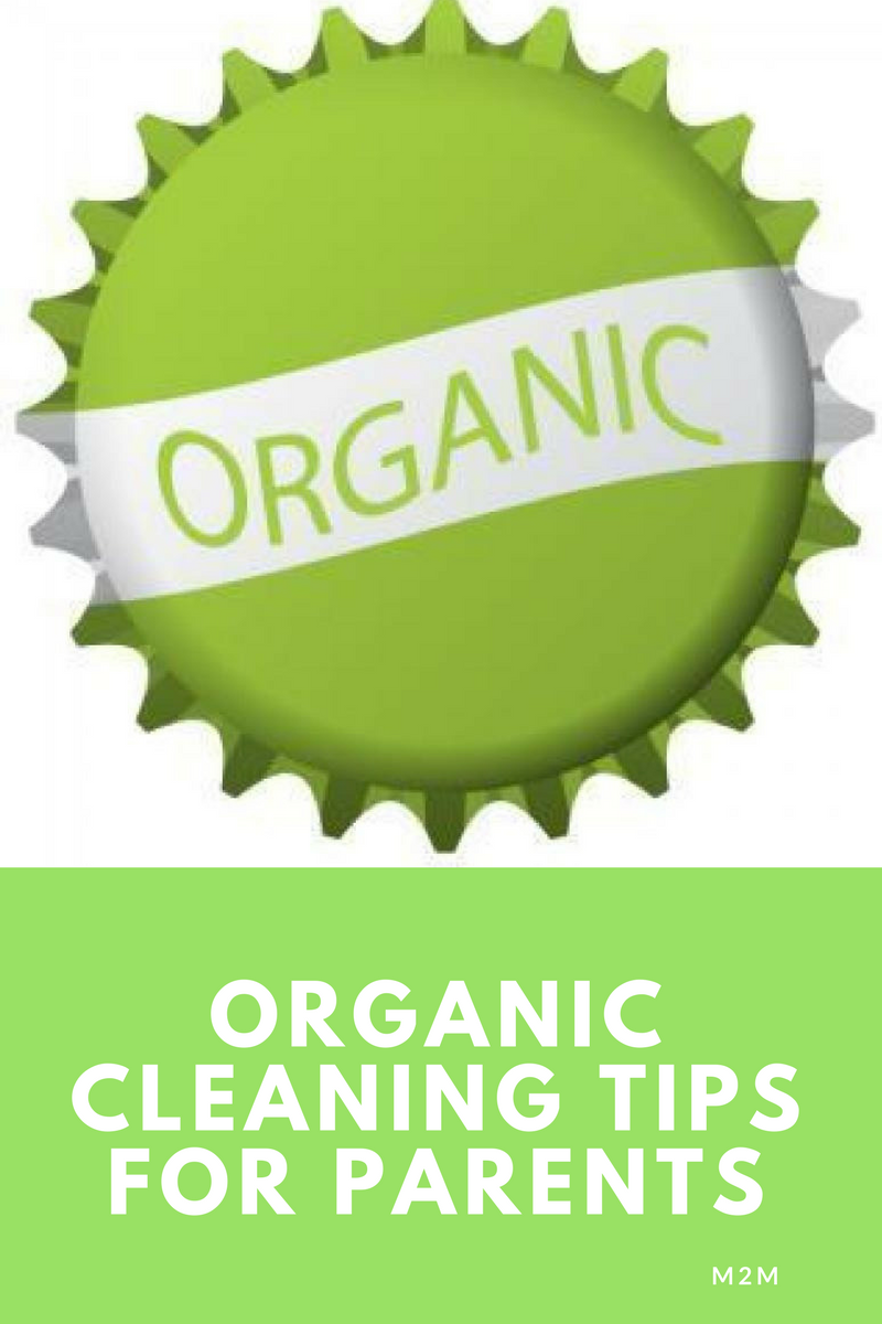 organic cleaning tips