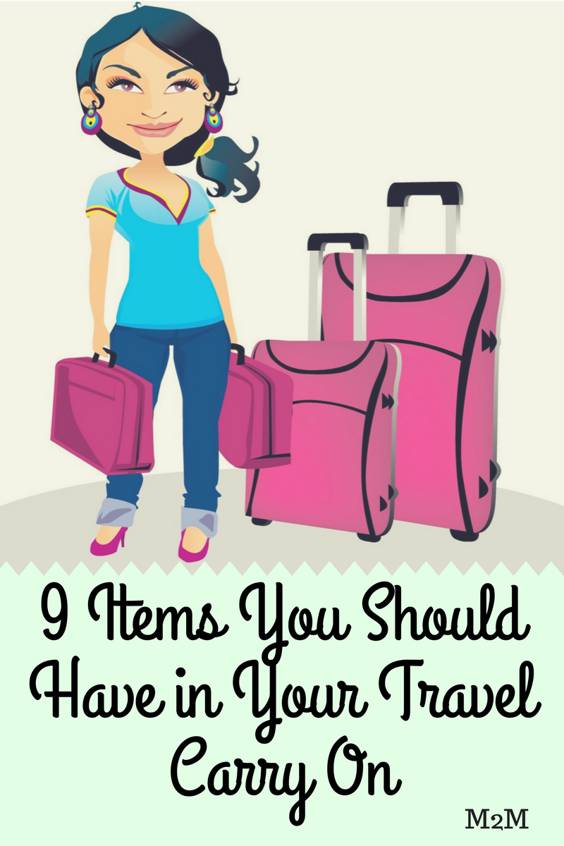 travel carry on tips