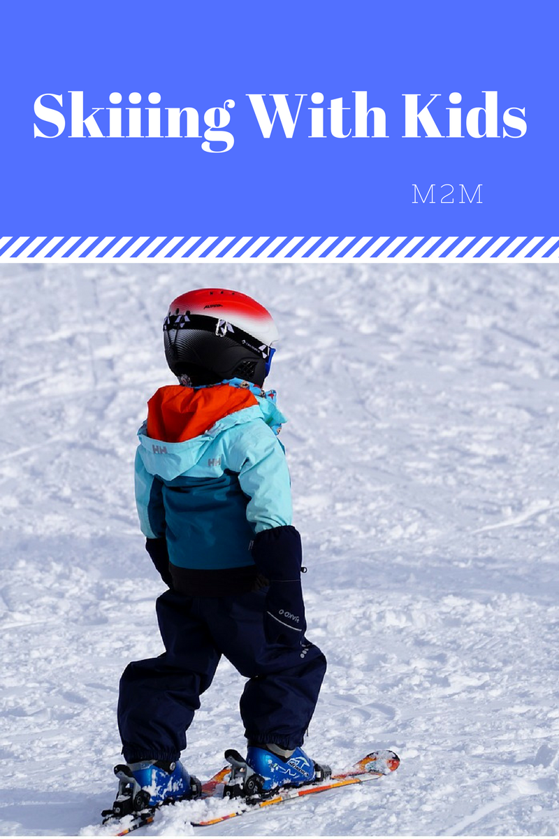 skiing with kids tips