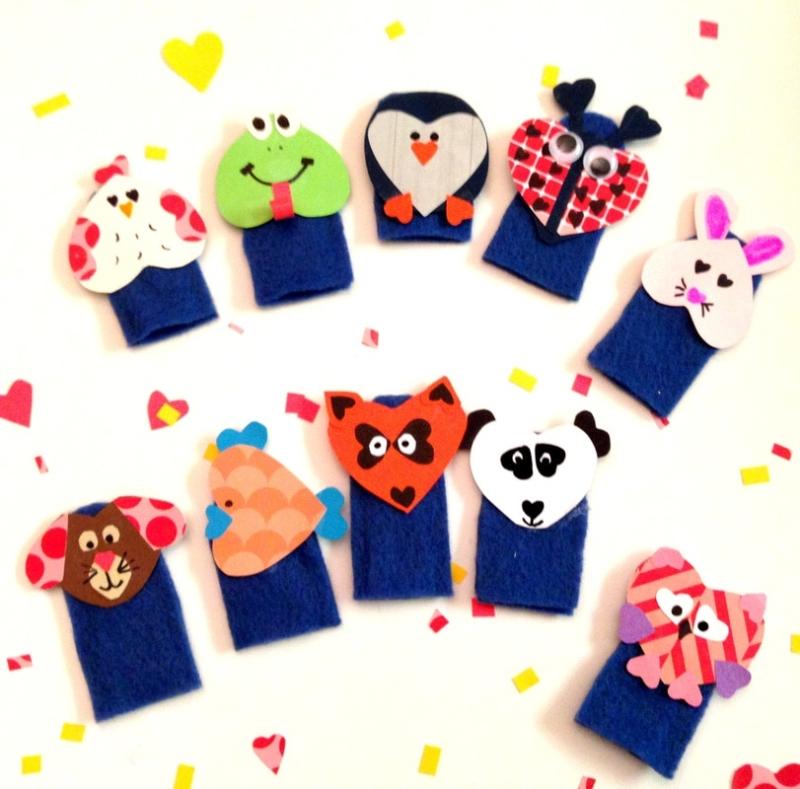 Valentine's Day Kid's Craft Ideas