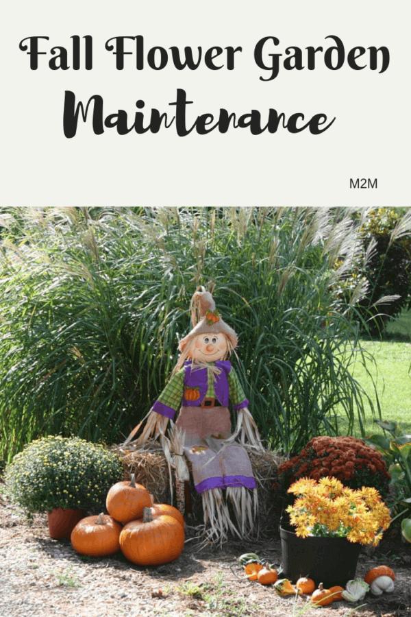 Tips For Fall Flower Garden Maintenance Mother2motherblog